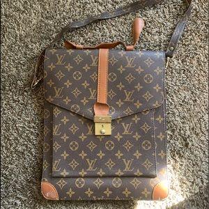 Louis Vuitton briefcase/bag